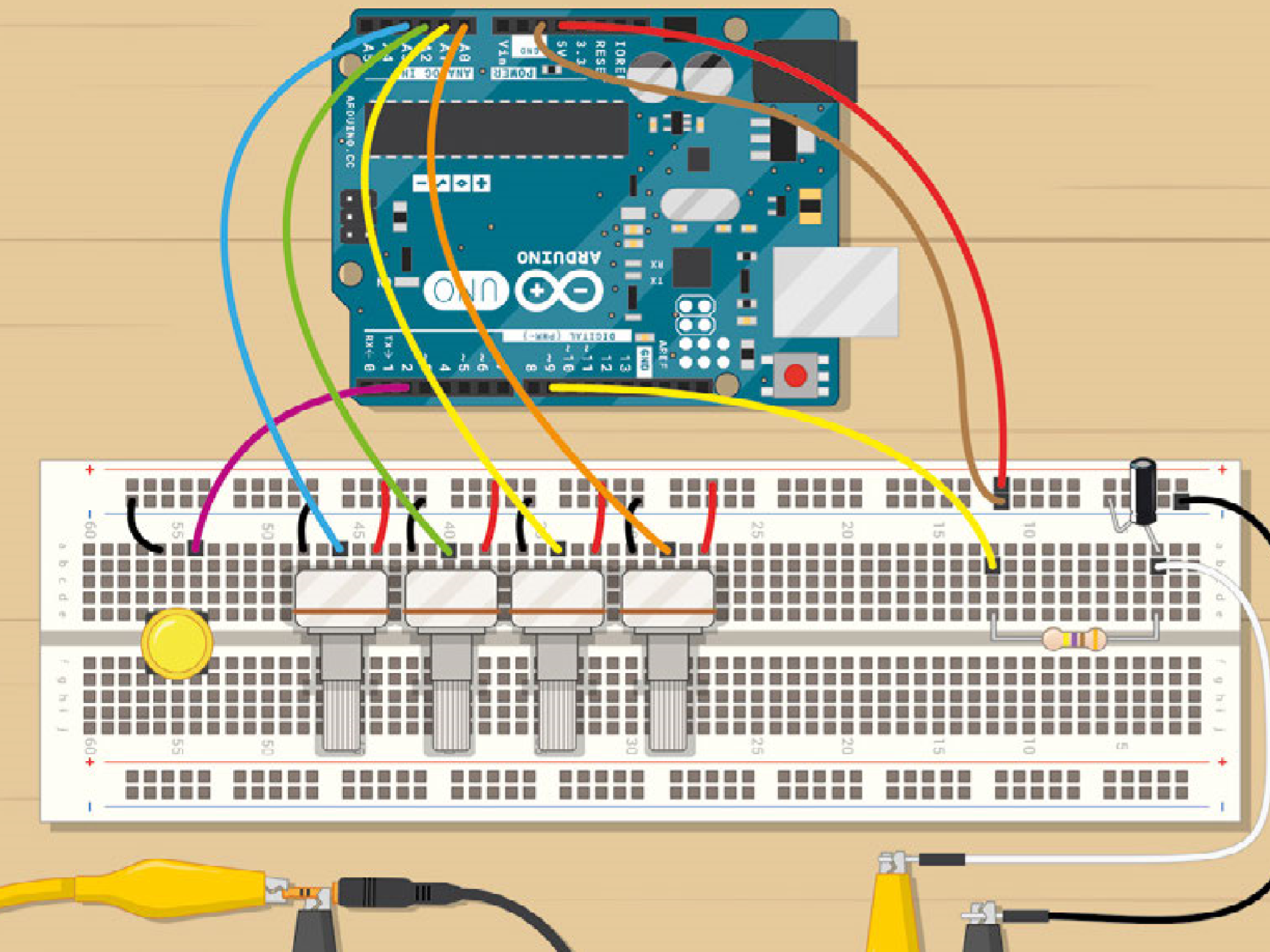 Arduino Synth - Introduction | Raspberry Pi Projects