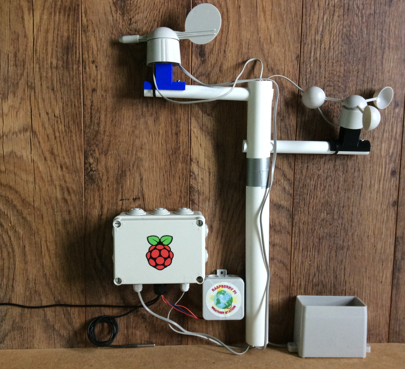 Build your own weather station - Introduction | Raspberry Pi