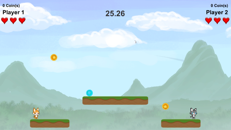Preview of the platform game