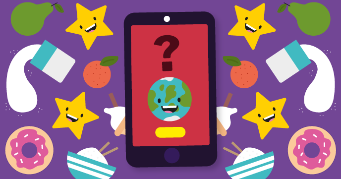 Global food app - Introduction | Raspberry Pi Projects