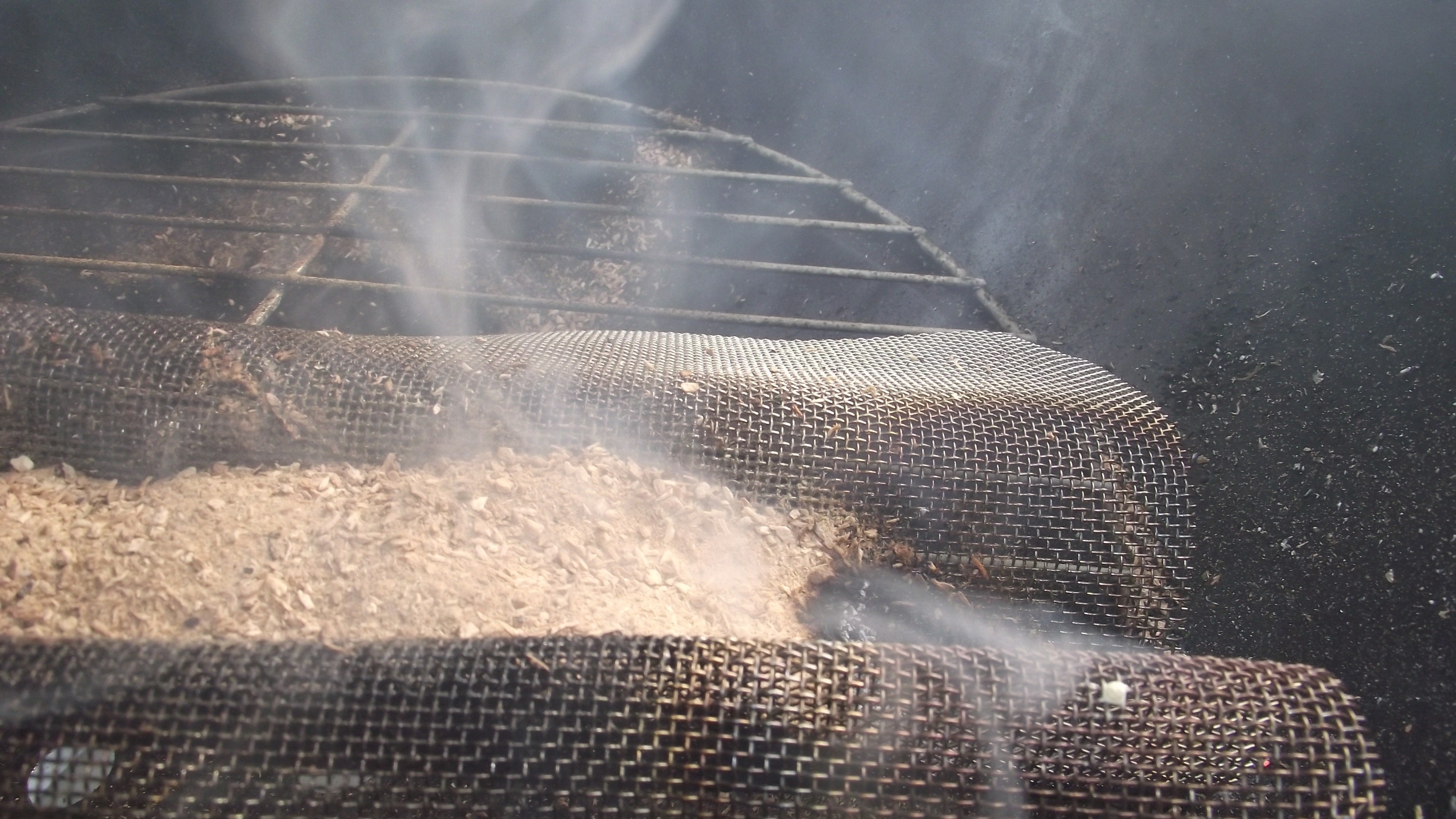 Build a cold smoker