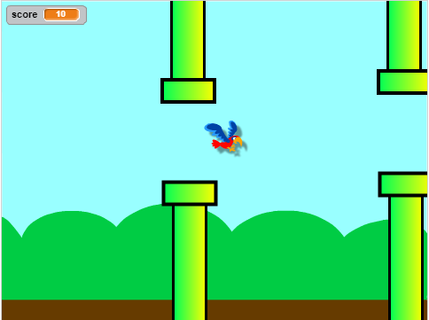 Flappy parrot - Introduction | Raspberry Pi Projects