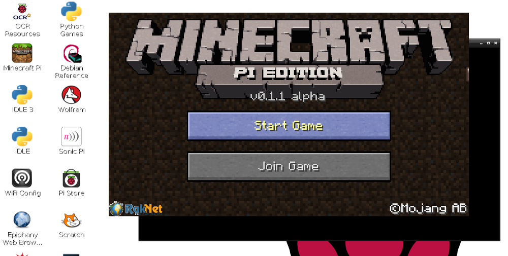 Getting Started with Minecraft Pi - What you will need