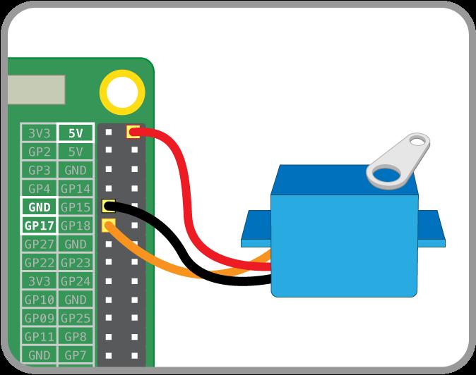 servo F Wiring Diagram on