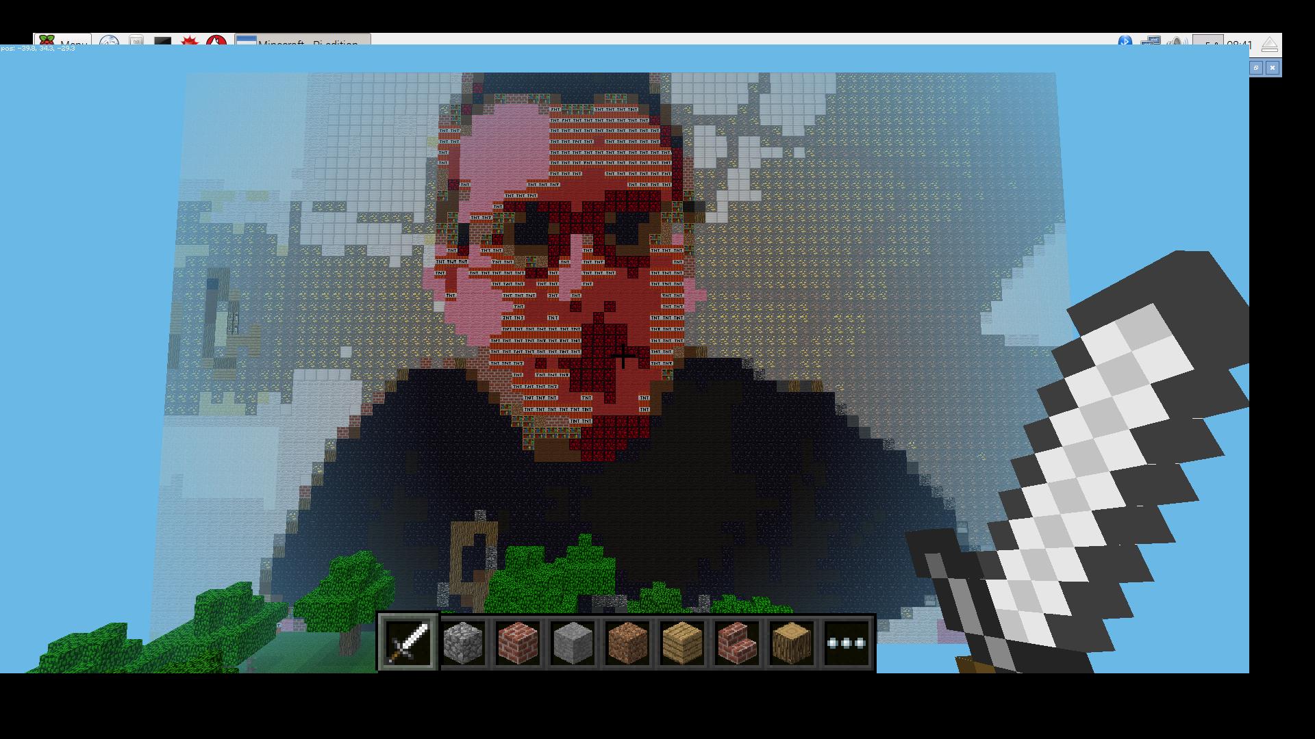 Minecraft Selfies - Starting the Minecraft API   Raspberry Pi Projects