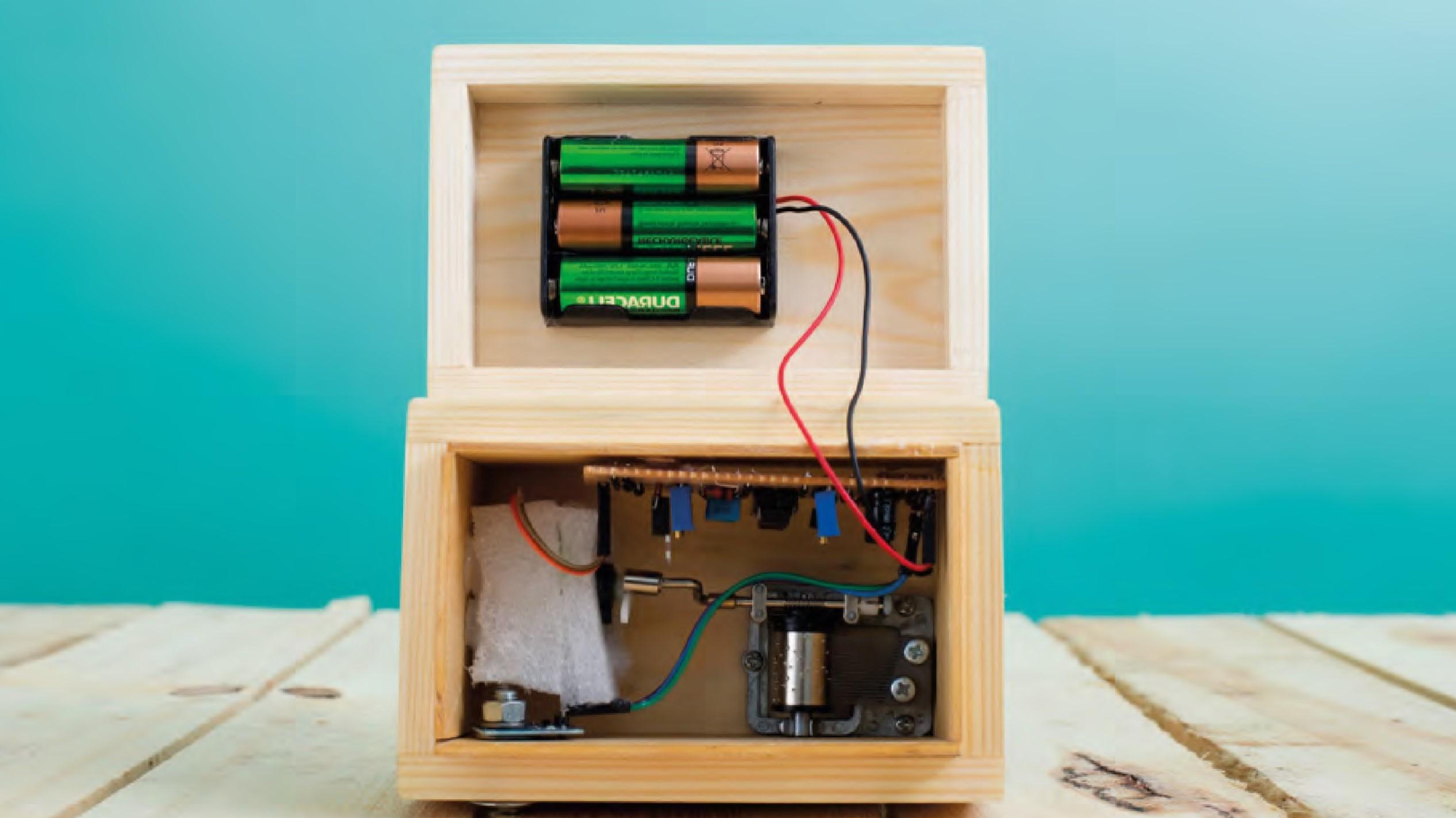 Create a Music Box