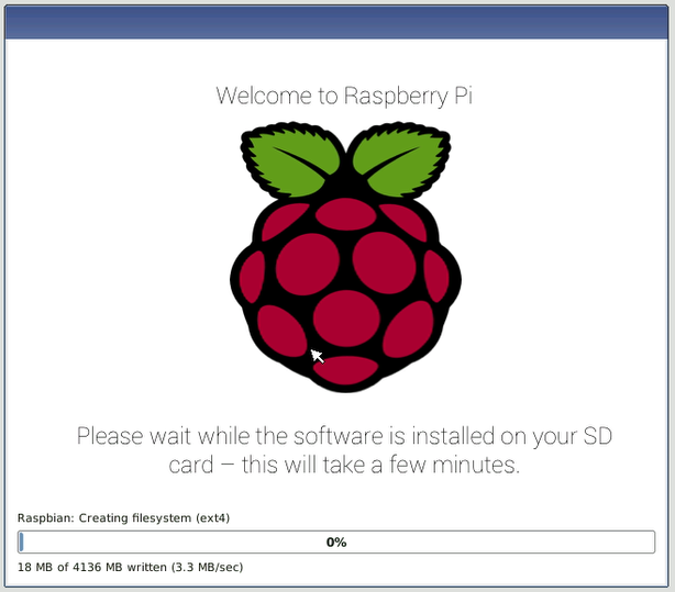 Installing Raspbian with NOOBS - Introduction | Raspberry Pi Projects