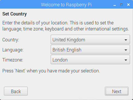 pi wizard country