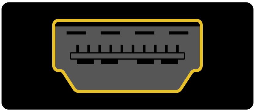 HDMI-poort