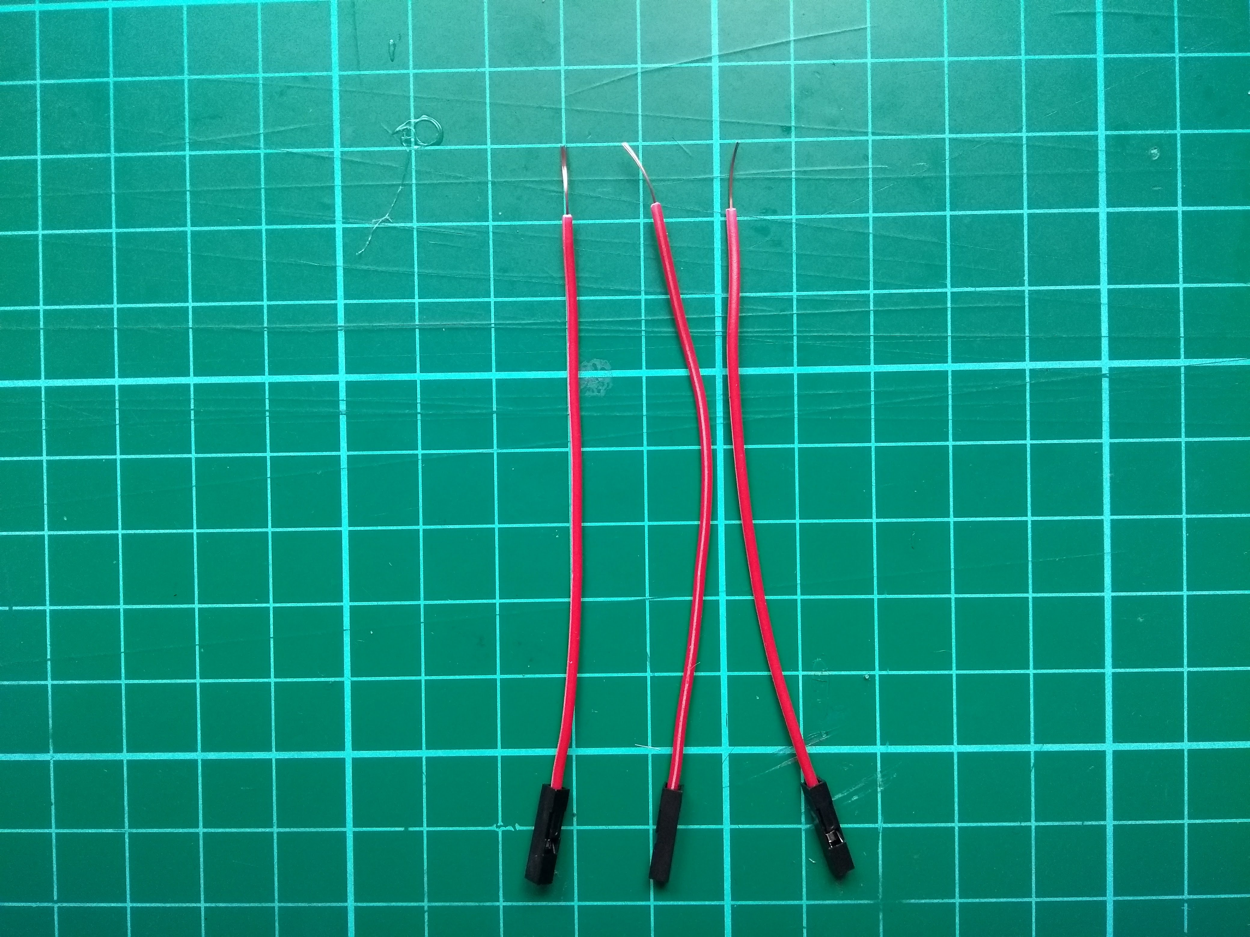 Build a line-following robot - Prepare the connectors   Raspberry Pi ...
