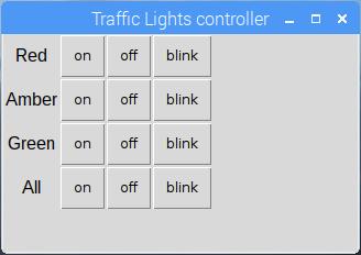 Traffic Lights Controller GUI - Introduction | Raspberry Pi