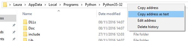 Using pip on Windows - Is Python in your PATH? | Raspberry Pi Projects